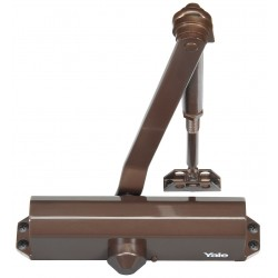 Yale / Assa Abloy - 1111BFX 690 - Manual Hydraulic Yale 1111-Series Door Closer, Heavy Duty Interior and Exterior, Dark Bronze