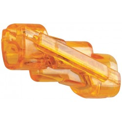 Stirling / IDEAL Industries - 30-1042 - Orange In-Line Push-In Connector, Butt Splice Connector Type