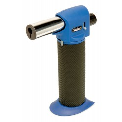 Weller / Cooper Tools - ML200 - Table Top Torch; Waterproof Piezo Ignition, Flame Lock For Hands Free, Flame Adjustment, Ergonomic R