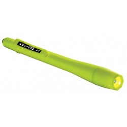 Pelican - 1830C-Y - LED Penlight, Plastic, Maximum Lumens Output: 5, Yellow, 6.25