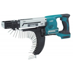 Makita - XRF01Z - Makita XRF01Z 18V LXT Lithium-Ion Cordless Autofeed Screwdriver - (Bare Tool)
