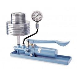 Ashcroft - 1305D-10 - Heise 1305D Deadweight Tester Kit, 1000 psi Maximum