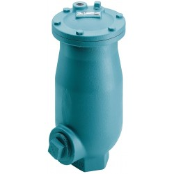 Val-matic - 48A.3 - 150 psi Waste Water Air Release Valve, 4 Inlet Size, 1/2 Outlet Size