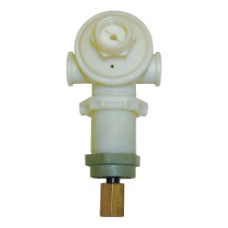 Elkay - 602622951550 - Right Hand Flow Valve and Regulator, For Various Halsey Taylor Water Coolers Fountains