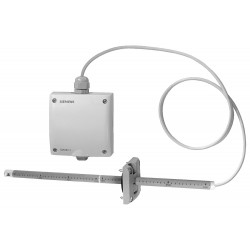 Siemens - QVM62.1 - Air Velocity Sensor, For Use With: Modulating Fan Control