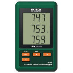 Extech Instruments - SD200 - Thermocouple Thermometer, K, SD Series