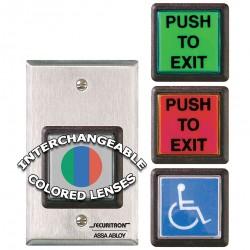 Securitron / Assa Abloy - PB2 - Securitron PB2 Push Button