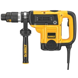 "Dewalt - D25553K - Dewalt D25553K 1-9/16"" Spline Combination Hammer Kit - Hammer Drill"