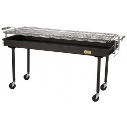 Crown Verity - BM-60 - Cold Rolled Steel Charcoal Grill