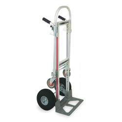 Magliner - GMK16UA4 - Convertible Hand Truck, Dual Grip, Overall Height 51