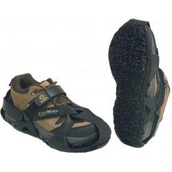 Ergos - G87903B - Light Duty Antifatigue Soles, Men's Size 5 to 7, Black