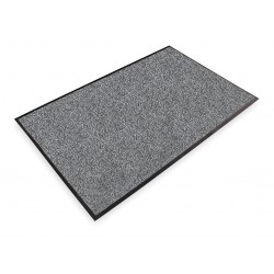 Notrax - 130S0035CH - Matting Superior Mfg Notrax Sabre Decalon Entryway 3x5 Charcoal, Ea