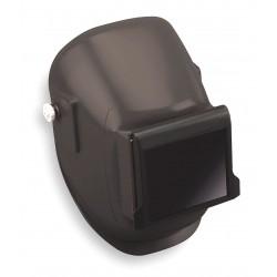 Sellstrom - 29901-45-10 - 290 Series, Passive Welding Helmet, 10 Lens Shade, 5.25 x 4.50 Viewing AreaBlack