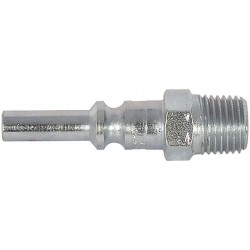Other - 5ZLR4 - Steel Lincoln Quick Coupler Plug