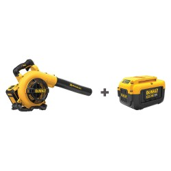 Dewalt - DCBL790H1/ DCB406 - Cordless Blower Kit, 400 cfm Max Air Flow