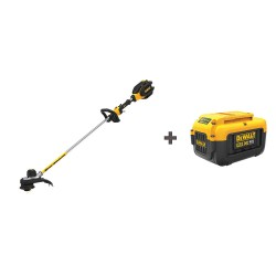 Dewalt - DCST990H1/ DCB406 - Cordless String Trimmer Kit, Fuel Battery