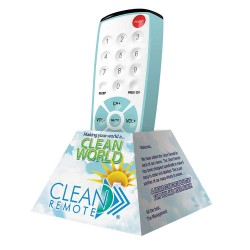 Clean Remote - COMBO 1 - Spillproof Universal Remote Control