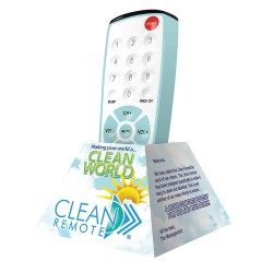 Clean Remote - COMBO 2 - Clean Room Universal Remote Control
