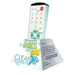 Clean Remote - COMBO 3 - Pay-Per-View, Universal Remote Control