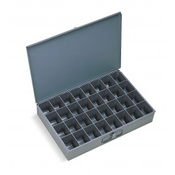 Durham - 107-95-D935 - Compartment Box, 12 Drawer Depth, 18 Drawer Width, Compartments per Drawer 32