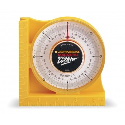 Johnson Level - 700 - Johnson Level 700 Magnetic Angle Locator; 2 Vial 0 to 90 deg...