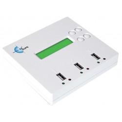 EZ Dupe - USB2 - USB Duplicator, 2 Target USB Duplication Capacity, USB Series