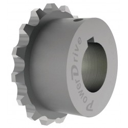 PowerDrive - C4016X1 1/8 - Chain Coupling Sprocket, Bore 1-1/8 In