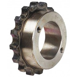 PowerDrive - C5016XH - Chain Cplg Sprocket, Bore 1/2 - 1-1/2 In