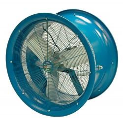 Patterson Fan - H26B-CS - 26 Blade Dia. Air Cannon, 7650 CFM High, 3 Phase
