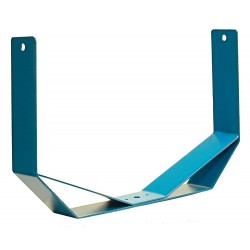 Patterson Fan - YOKE 22 BLUE - Mounting Yoke For Use With Mfr. No. H22A-CS, H22B-CS, CW BLUE, PS BLUE, Includes Assembly Hardware