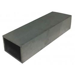 Other - 6ALU7 - Aluminum Corrosion Resistant Rectangular Tubing, Alloy Type 6063