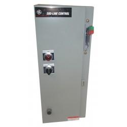 GE (General Electric) - 308BT94R31DALJA - NEMA Fusible Combination Starter, 18 Amps AC, 480V/120V Coil Volts