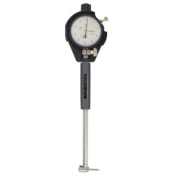 "Mitutoyo - 511-751 - Dial Bore Gage, 0.7 to 1.4 Measuring Range (In.), 0.0001"" Graduations"