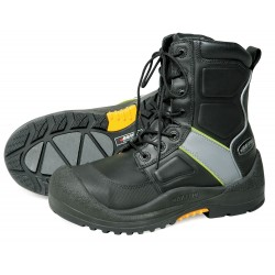 Baffin - IREB-MP04-BK2-11 - Men's Winter Boots, Size: 11, Waterproof: Yes, Lace Up Closure Type, Composite Toe Type
