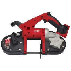 Milwaukee Electric Tool - 2629-20 - M18 Cordless Lithium-Ion Band Saw - Bare Tool