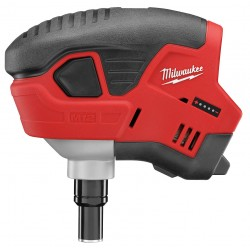 Milwaukee Electric Tool - 2458-20 - Cordless Palm Nailer, Voltage 12.0, Bare Tool, Fastener Range 1 to 3-1/2