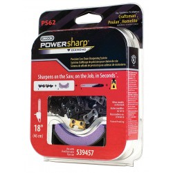 Oregon - PS62 - Chain With Sharpening Stone, For Use With Craftsman, Homelite, Poulan