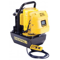 Enerpac - ZE3308SB - High Force Hydraulic Electric Pump with Remote 3 Way/3 Position Control Valve