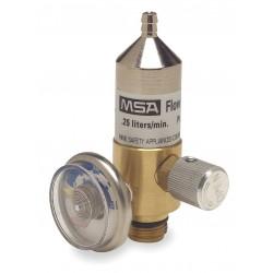 MSA - 467895 - Gas Regulator, Flow Rate 0.25Lpm