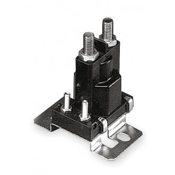 White Rodgers / Emerson - 120-106131 - DC Power Solenoid, 12 Coil Voltage DC, 80 Amps, Duty Cycle: Intermittent