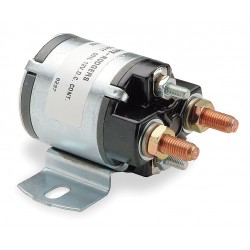 White Rodgers / Emerson - 124-114111 - DC Power Solenoid, 24 Coil Voltage DC, 100/50 Amps, Duty Cycle: Continuous