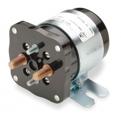 White Rodgers / Emerson - 586-114111 - DC Power Solenoid, 24 Coil Voltage DC, 200/100 Amps, Duty Cycle: Continuous