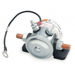 White Rodgers / Emerson - 70-111225S1 - DC Power Solenoid, 12 Coil Voltage DC, 80 Amps, Duty Cycle: Continuous