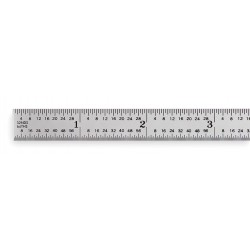 "Mitutoyo - 182223 - 12""(5r) Full Flexible Steel Rule"