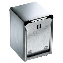 San Jamar - H985XGR - 4-1/2 x 4-1/2 x 6 Steel Napkin Dispenser, Chrome