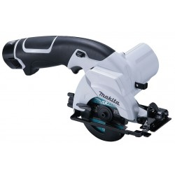 Makita - SH01W - 3-3/8 Cordless Circular Saw Kit, 12.0 Voltage, 1400 No Load RPM, Battery Included