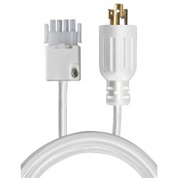 Acuity Brands Lighting - CS11WIMP - Power Cord, F/IBZ with Modular Receptacle