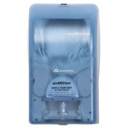 Georgia Pacific - 52052 - Soap Dispenser, Splash Blue