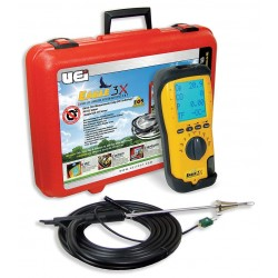 UEi Test Instruments - C157 - Portable Combustion Analyzer, NO1 Sensor