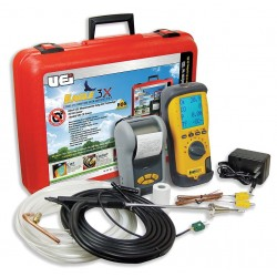 UEi Test Instruments - C157KIT - Portable Combustion Analyzer, NO1 Sensor